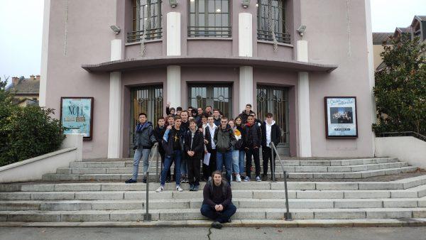 théâtre gérard philipe Saint Jean de Maurienne
