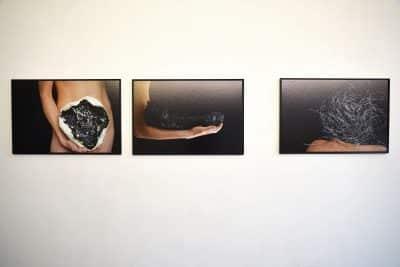 Les présents, 2016, 60x 90 cm, Tirages pigmentaires sur papier Hahnemühle, Digigraphie® © Laurence Nicola