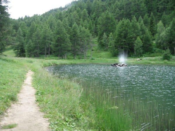 Sortie intégration 2 assp et 1ere assp - Randonnée Lac de Pramol - Karrelis